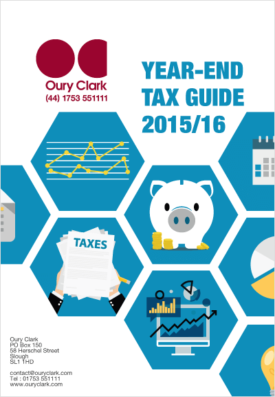 Year-end Tax Guide 2015/16